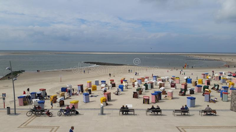 Nordsee foto de stock royalty free