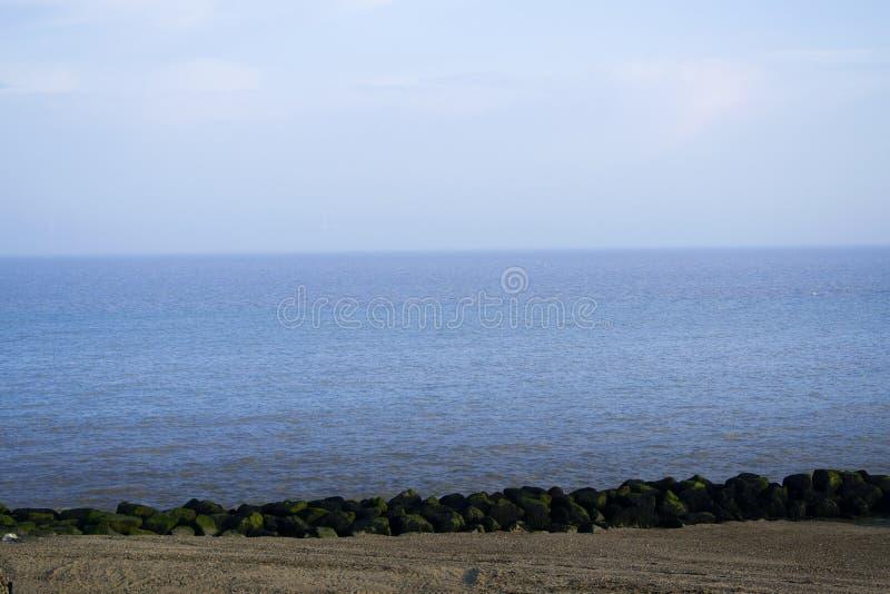 Nordsjön royaltyfri foto