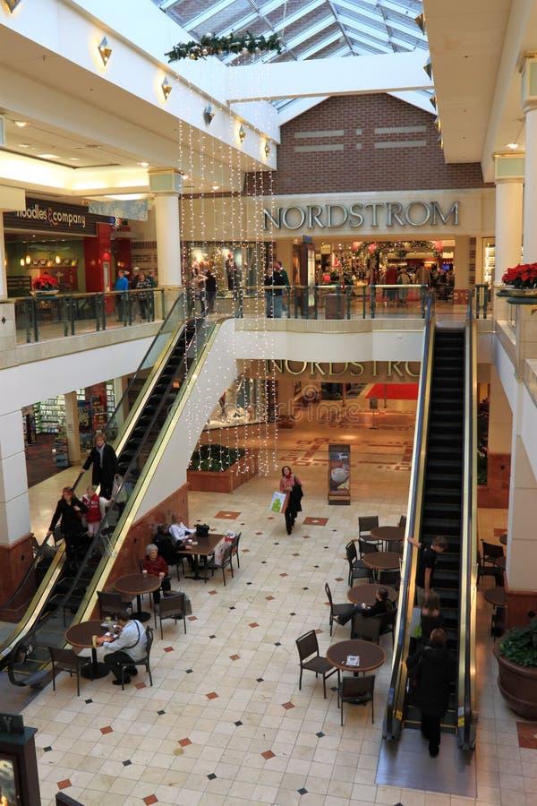 nordstrom μαγαζί λιανικής πώλησης στοκ φωτογραφία με δικαίωμα ελεύθερης χρήσης