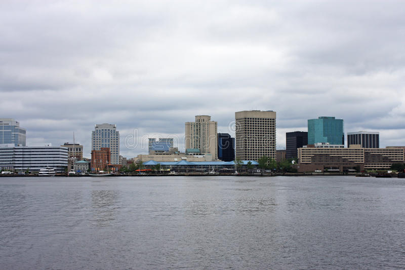 Norfolk, Βιρτζίνια στοκ εικόνες με δικαίωμα ελεύθερης χρήσης