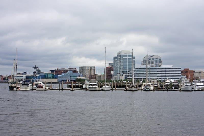 Norfolk, Βιρτζίνια στοκ φωτογραφία