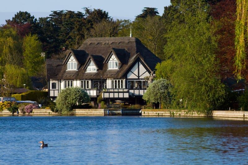Norfolk Broads fotos de stock royalty free