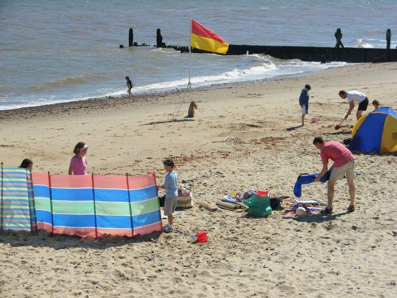 Norfolk en Inglaterra foto de archivo libre de regalías