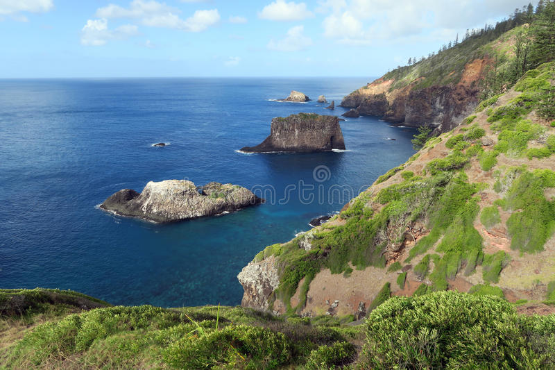 Norfolk Island royalty free stock images