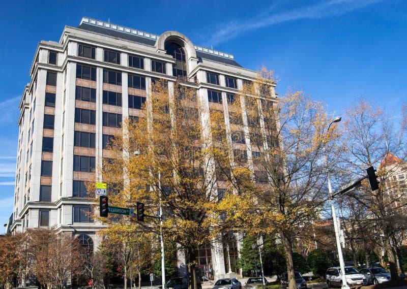 Norfolk y edificio meridional, Roanoke, Virginia, los E.E.U.U. fotos de archivo libres de regalías