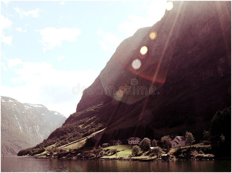 Norge fotografia stock