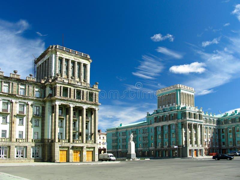 Norilsk fotografia stock