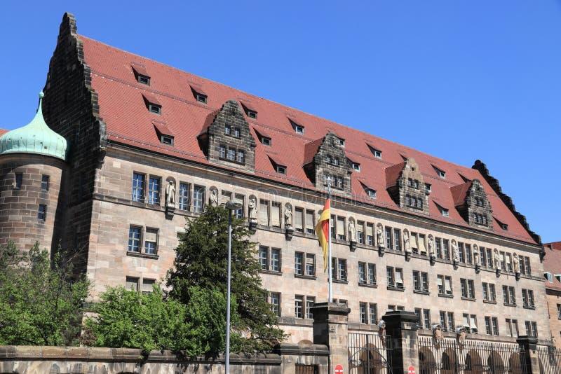 Norimberga, Germania fotografia stock libera da diritti