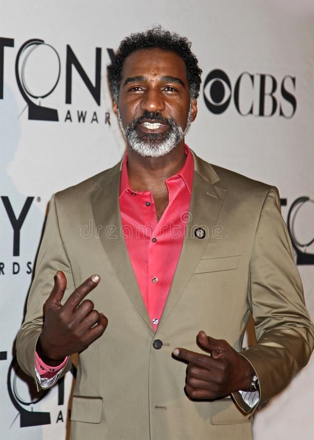 Norm Lewis photographie stock