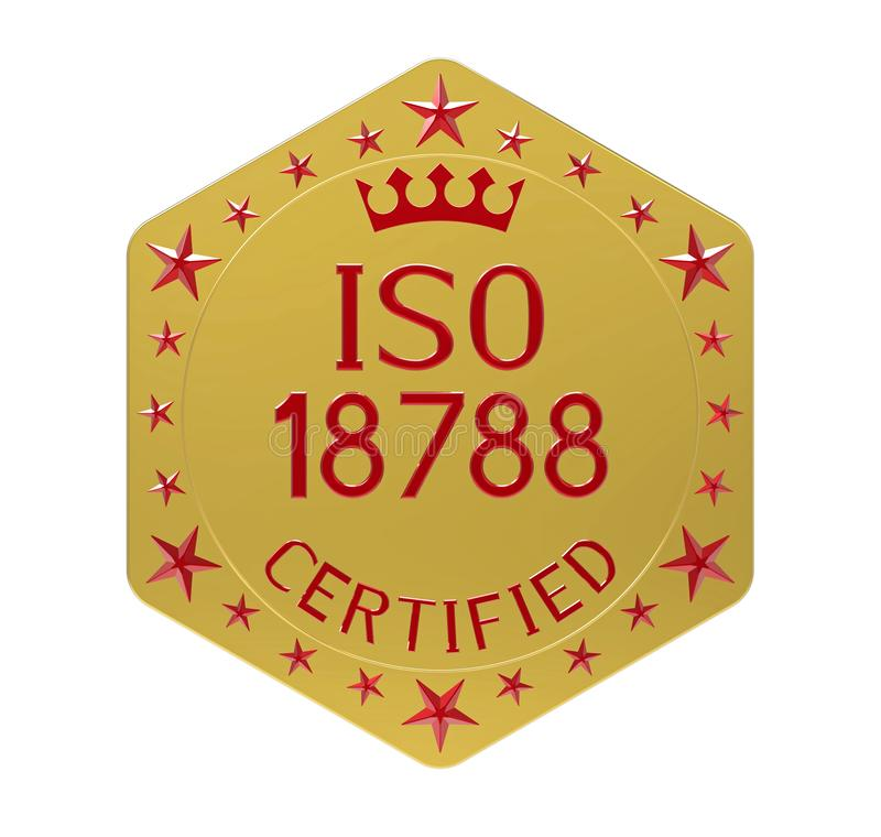 Norma ISO 18788 ilustracji
