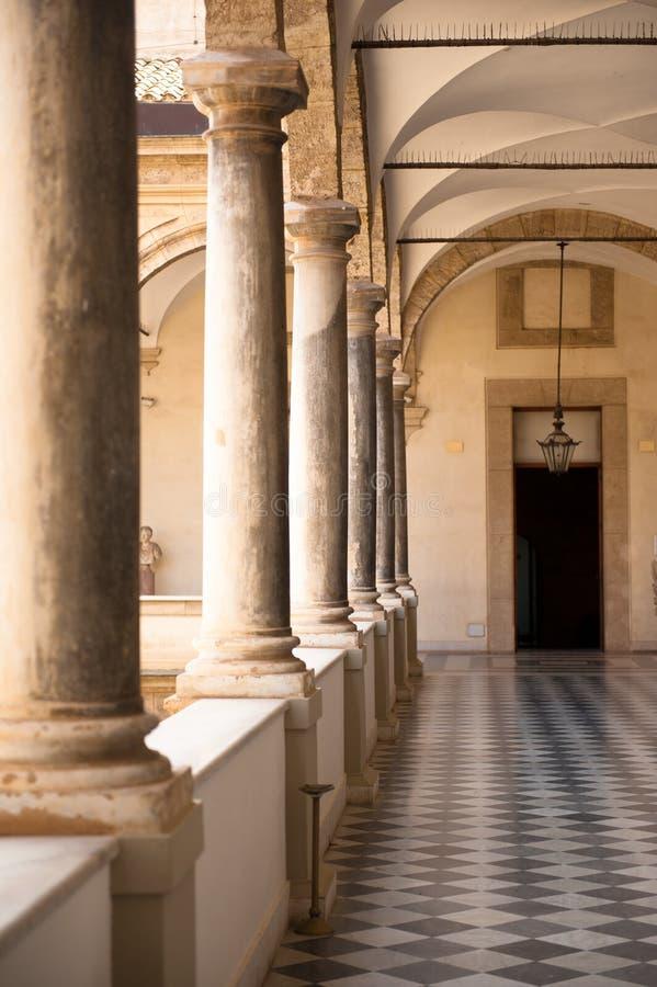 Norman Palace - Palermo fotografía de archivo libre de regalías