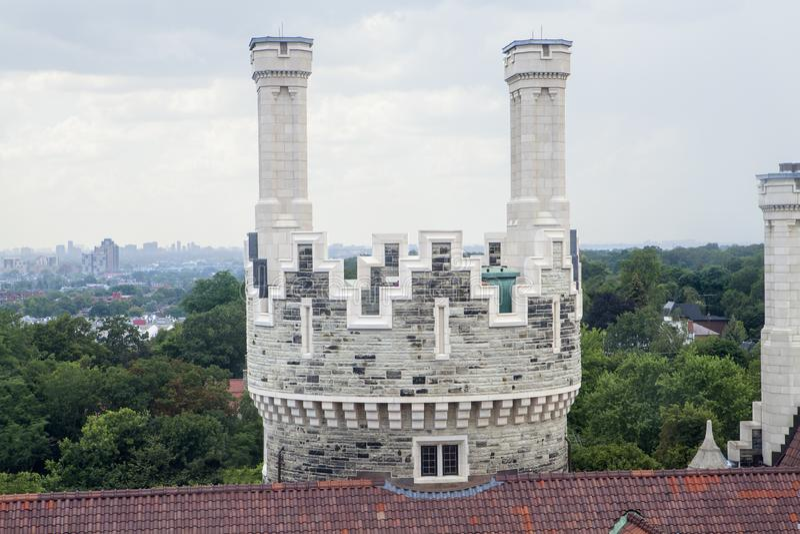 Norman Tower arkivbilder