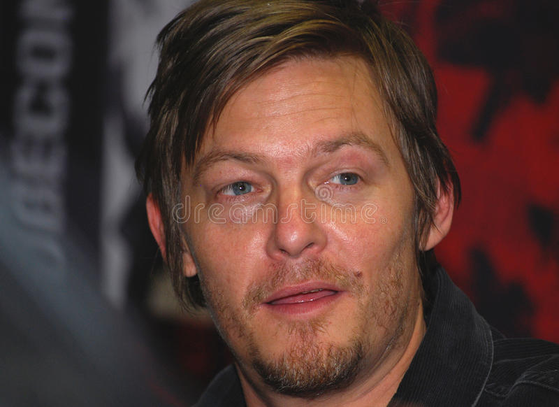 Normandczyk Reedus obrazy royalty free