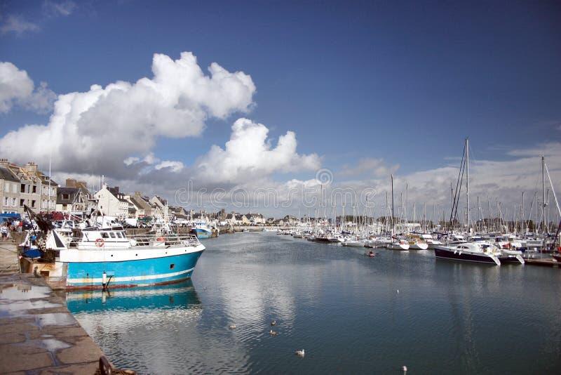 Normandie-Barfleur image libre de droits