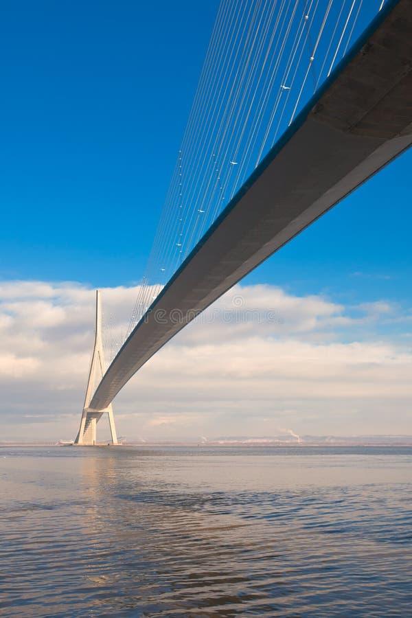 Free Normandy Bridge (Pont De Normandie, France) Stock Images - 17219324