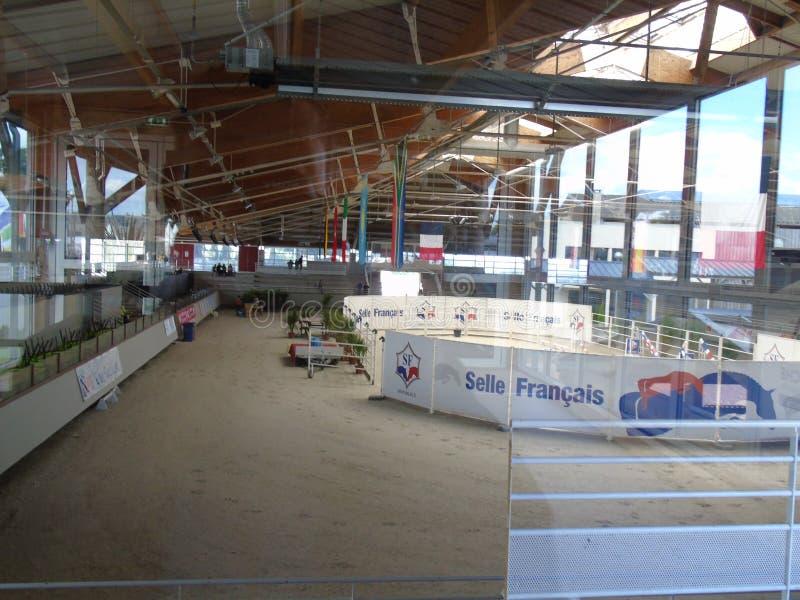 Normandy Horse Show. à Saint-L stock photography