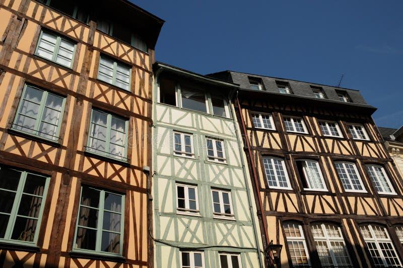 normandy Rouen zdjęcia royalty free