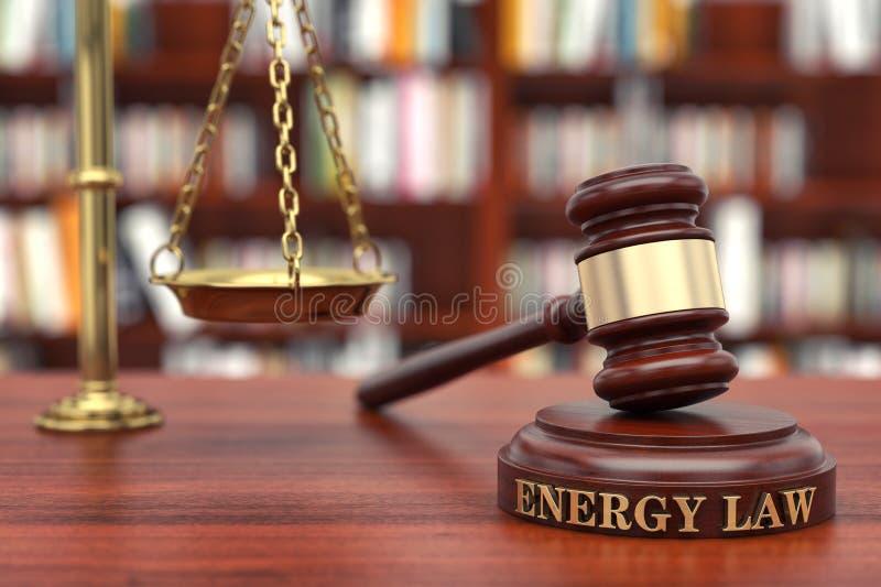 Normativa energetica fotografia stock libera da diritti