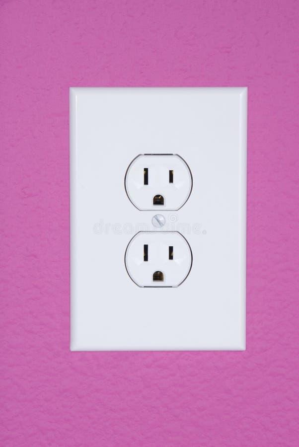 norme prise de courant de 110 volts image stock image du connecteur frais 3968581. Black Bedroom Furniture Sets. Home Design Ideas