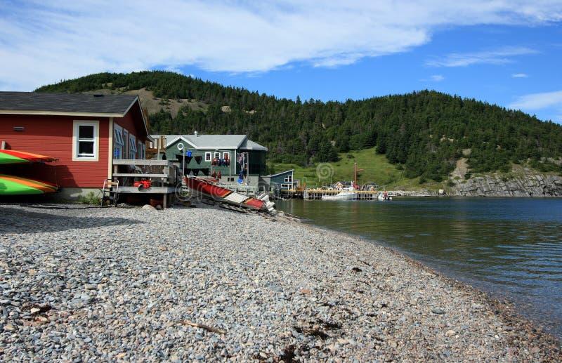 Norris Punkt-Ufer stockbild
