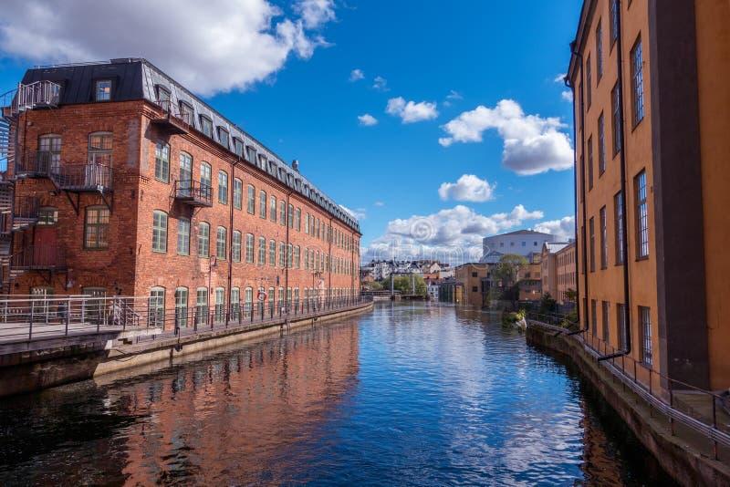 Norrköping stock fotografie