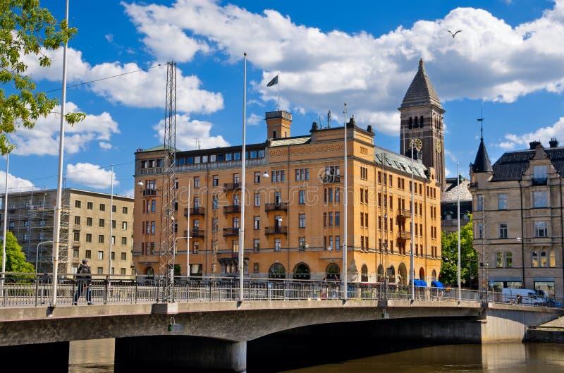 norrkoping Sweden obrazy royalty free