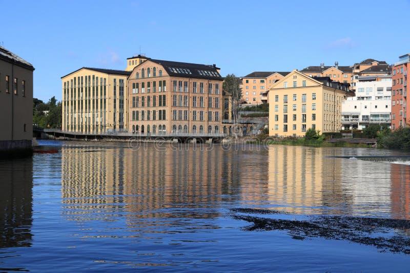 Norrkoping, Szwecja zdjęcie stock