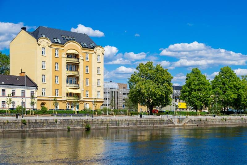 Norrkoping Szwecja fotografia stock