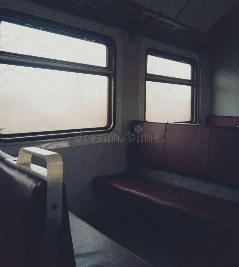norse trein royalty-vrije stock afbeeldingen