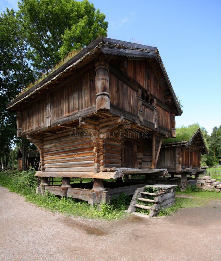 Norsk Folkmuseum images libres de droits