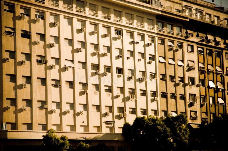 Norte diagonal photos libres de droits