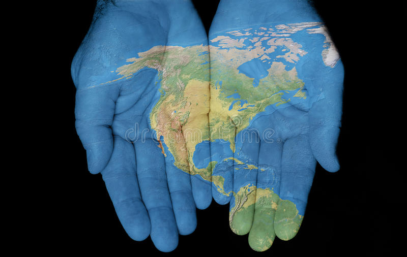 North America In Our Hands