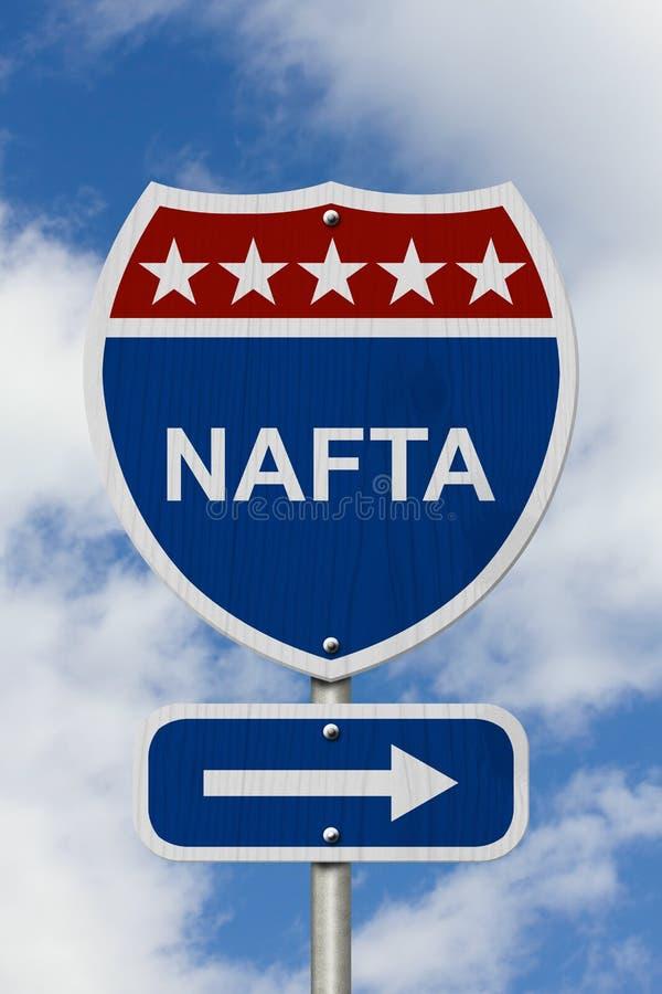 North american free trade agreement sign stock photo image of download north american free trade agreement sign stock photo image of agreement clouds platinumwayz