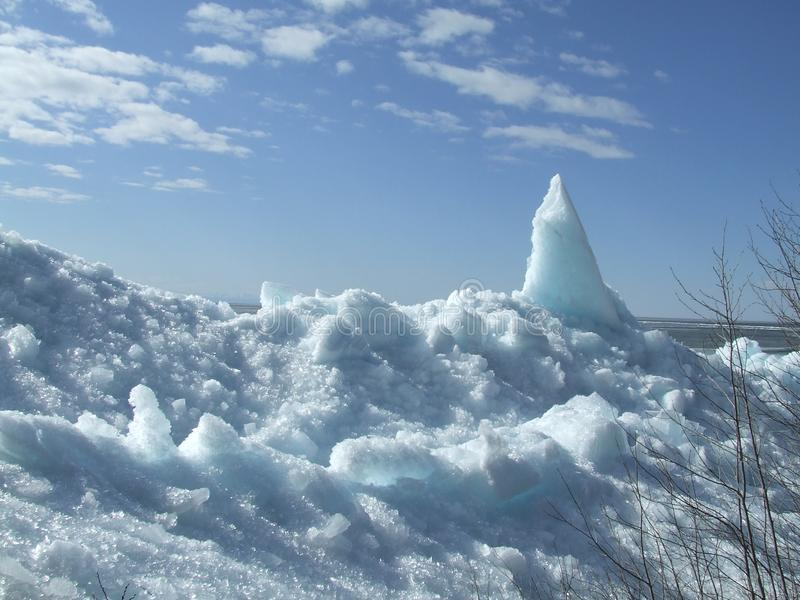 North Baikal Russia Buryatia Winter royalty free stock photos