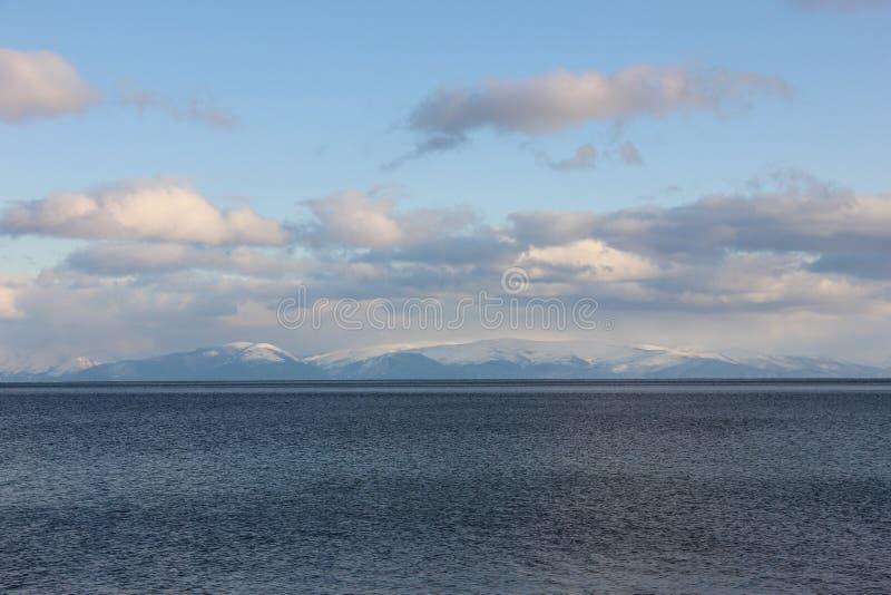 North Baikal Russia Buryatia Winter royalty free stock image