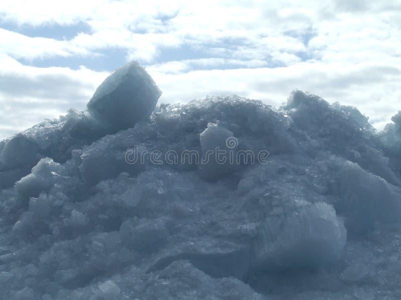 North Baikal Russia Buryatia Winter royalty free stock photography