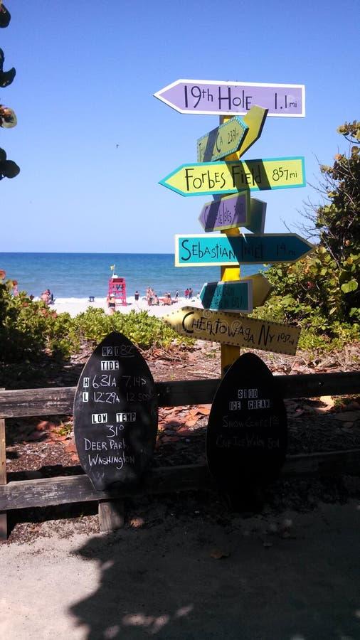 North beach royalty free stock image