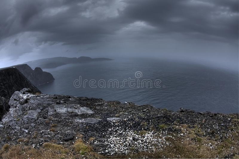 Download North Cape stock photo. Image of stone, fiord, travel - 16678982