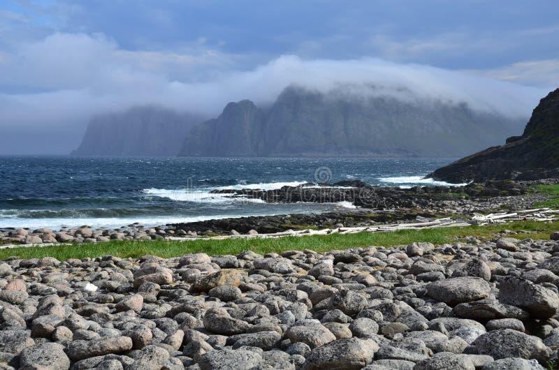 North Cape Cover Stock Image