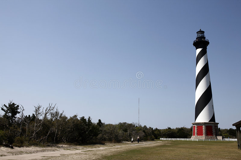 Download North Carolina lighthouse stock image. Image of american - 9224043