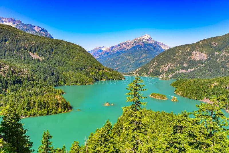 North Cascades National Park 001 royalty free stock photo