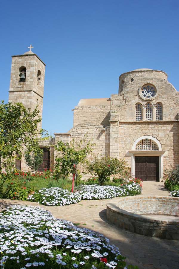 North cyprus stock photo