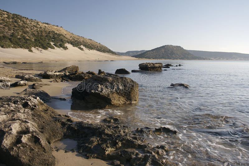 North Cyprus Karpazi royalty free stock photo