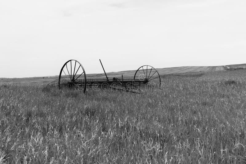 North Dakota anleten arkivbild
