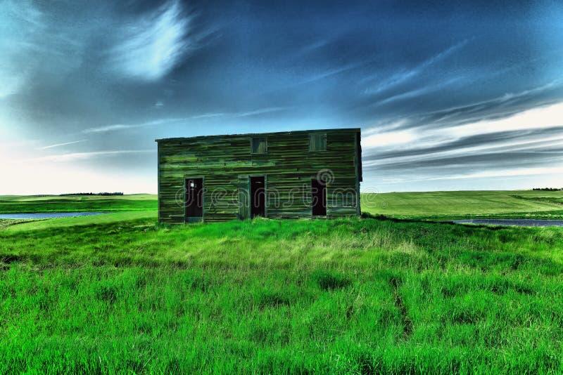 North Dakota anleten royaltyfri fotografi