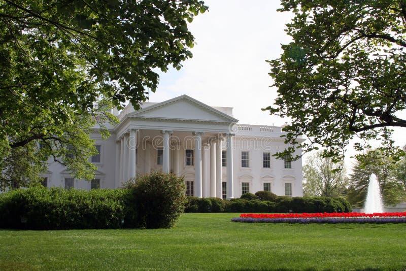 North Entrance White House stock photos