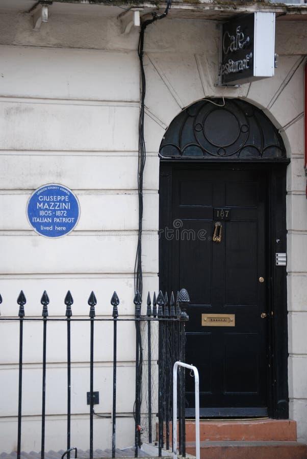 Download North Grover Street Sherlock Door Editorial Stock Photo - Image of sign street & North Grover Street Sherlock Door Editorial Stock Photo - Image of ...