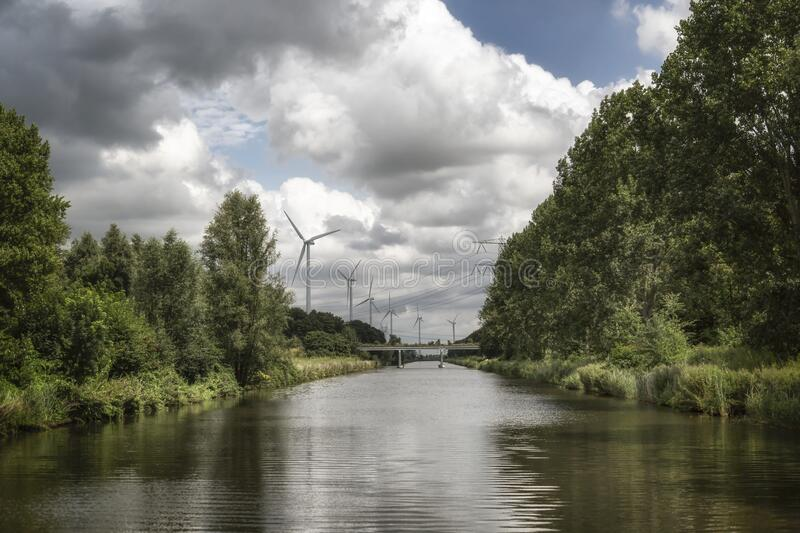 North Holland. Travel, tourism royalty free stock photo