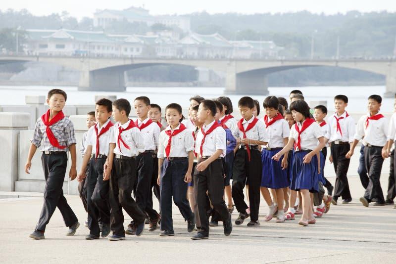 North korea 2011 royalty free stock image