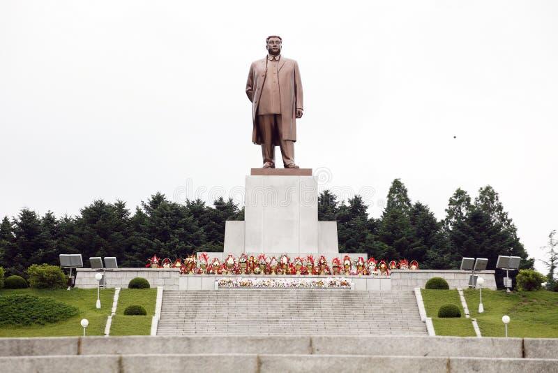 North Korea Kaesong 2011 Editorial Stock Image